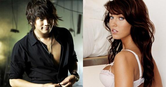 """Bi Rain rechaza a Megan Fox"" 20090611_rainmeganfox_572"