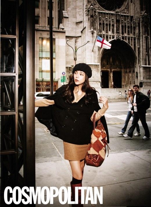 صور ملكة جمال كوريا الجنوبية  Parkshiyeon_cosmo2