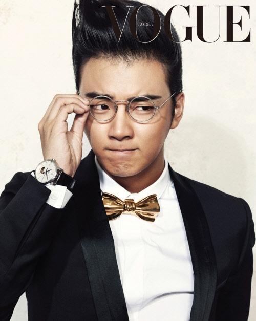 Yoon Shi Yoon ��� ������� �� ���� VOGUE�� ������ ��� �� ����,������